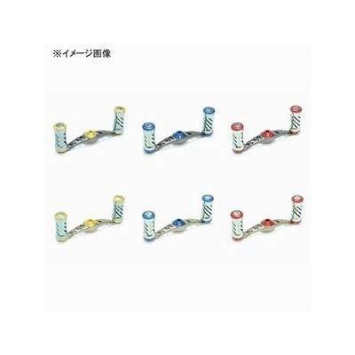 LIVRE(リブレ) リール FullComp クランク (左巻用) ダイワ85用(ガンメタP+レッドG)