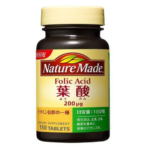 大塚製薬 ネイチャーメイド 葉酸 150粒|general-purpose