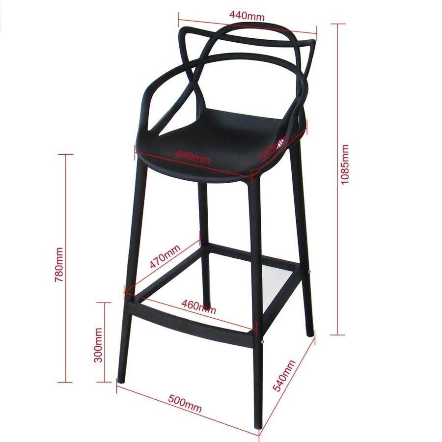 アウトレット ハイチェア カウンターチェア 椅子 イス おしゃれ 座りやすい マスターズ カルテル スタルク バー カウンター genericchair 08