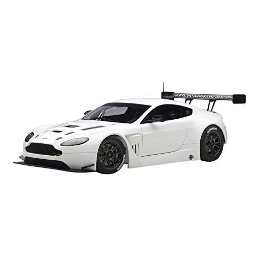 AUTOart 1/18 アストンマーチン V12 ヴァンテージ GT3 2013 (ホワイト) 完成品