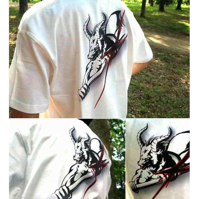 Tシャツ ミノタウロス The Power|genju|03