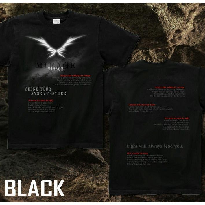 Tシャツ 羽 翼 ファンタジー クール|genju|04