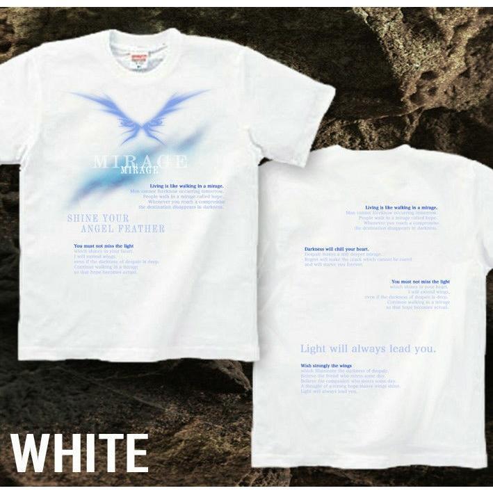 Tシャツ 羽 翼 ファンタジー クール|genju|05