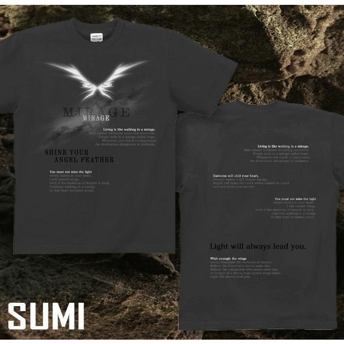 Tシャツ 羽 翼 ファンタジー クール|genju|06