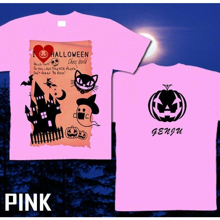 Tシャツ ハロウィン コスプレ 仮装 衣装|genju|06