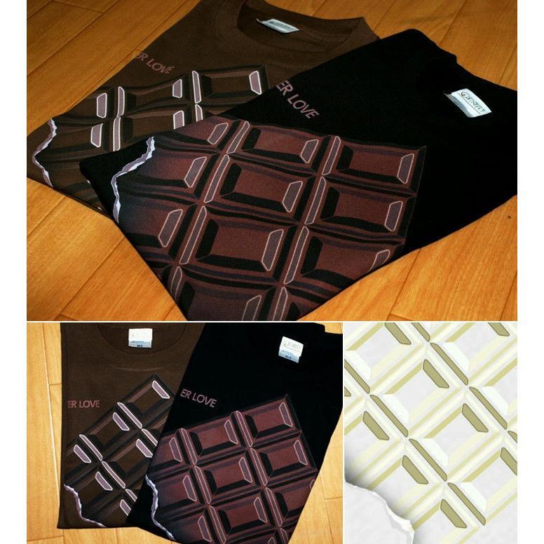 Tシャツ チョコレート バレンタイン genju 02
