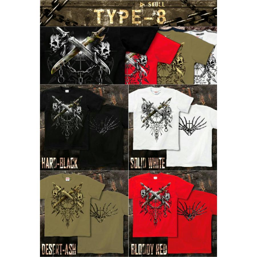 Tシャツ スカル skullfestival|genju|09