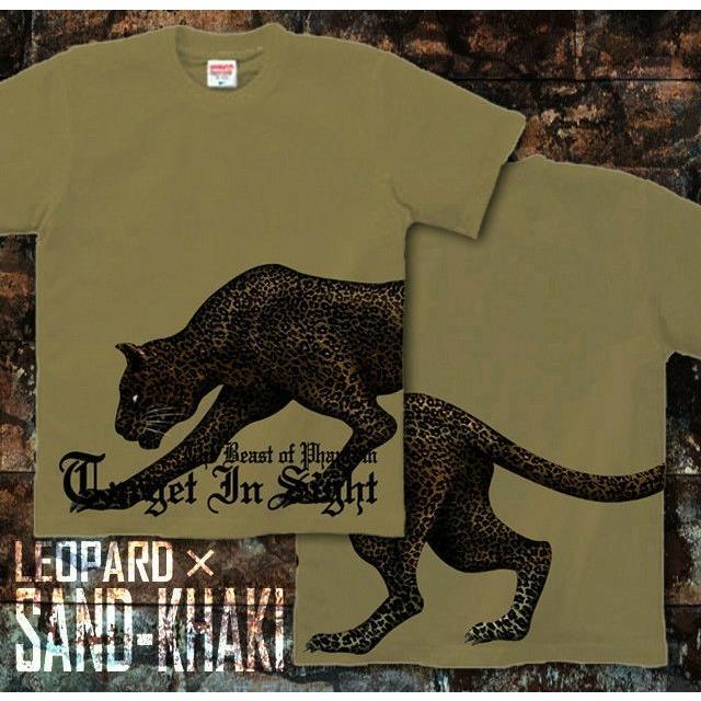Tシャツ 豹柄 アメカジ 黒豹 サイズ genju 05