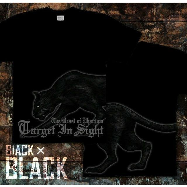 Tシャツ 豹柄 アメカジ 黒豹 サイズ genju 06
