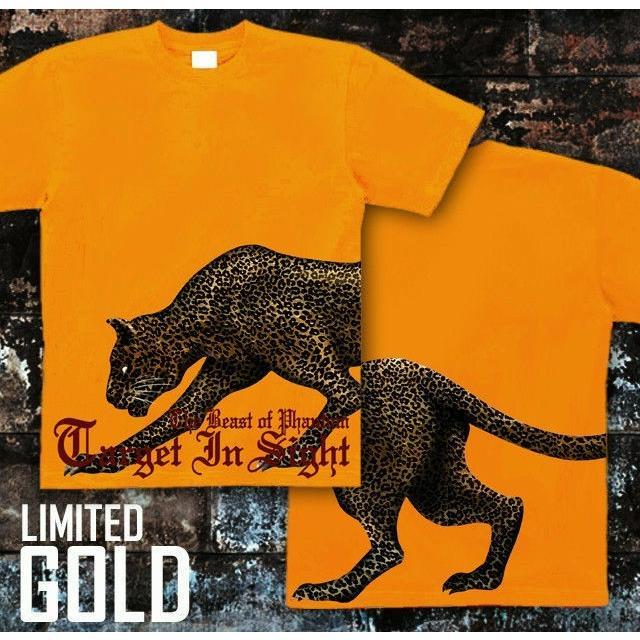 Tシャツ 豹柄 アメカジ 黒豹 サイズ genju 09
