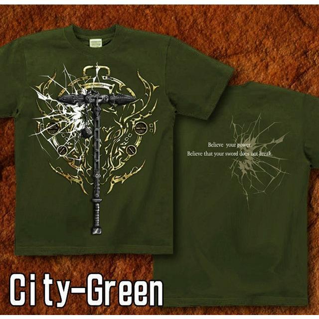 Tシャツ 武器 ハンマー サイズ|genju|09