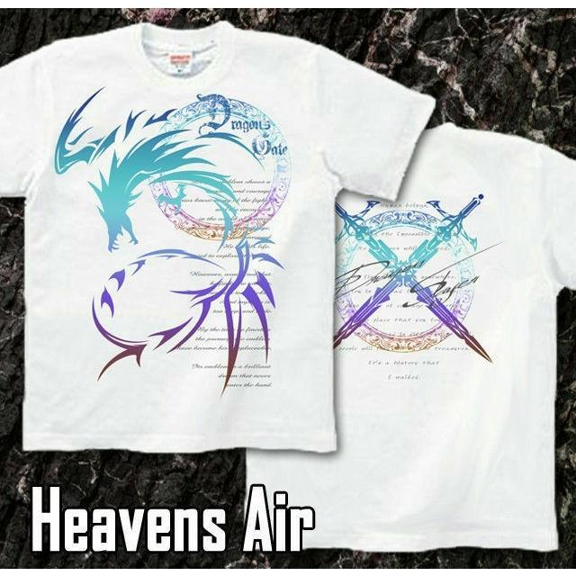 Tシャツ ドラゴン ファイナル ファンタジー genju 08