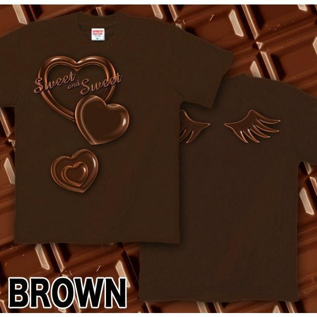 Tシャツ バレンタイン チョコレート|genju|04