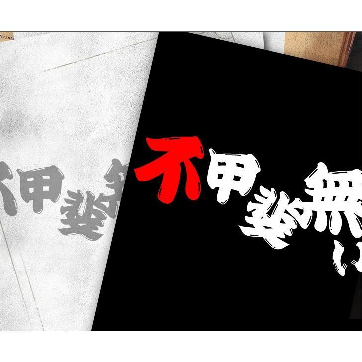 Tシャツ バカT 不甲斐ないTシャツ|genju|02