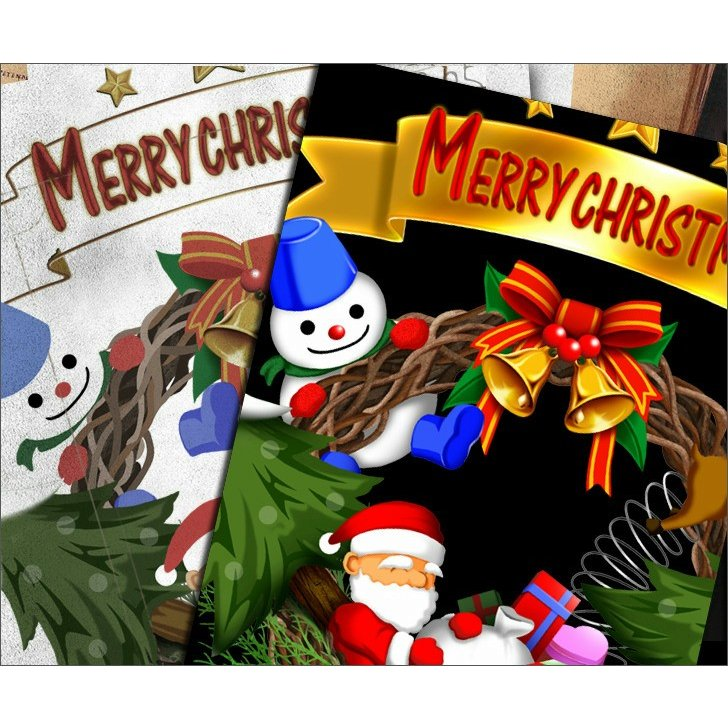 Tシャツ クリスマス 雪だるま イベント|genju|02