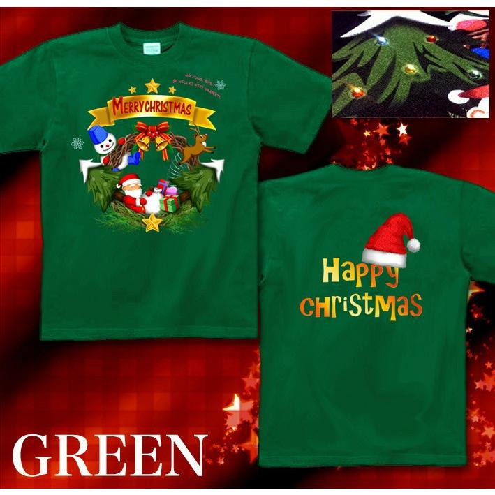 Tシャツ クリスマス 雪だるま イベント|genju|09