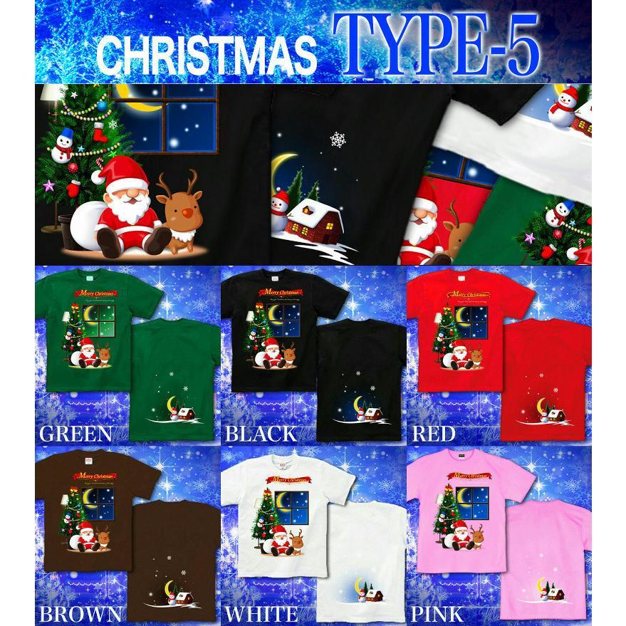 Tシャツ クリスマス コスチューム イベント genju 06