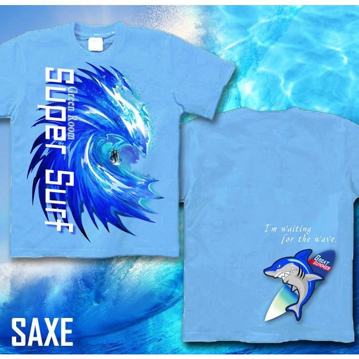 Tシャツ サーフボード 海 夏 サーフィン|genju|07