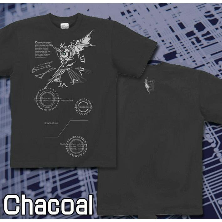 Tシャツ 悪魔 羽 翼 スノーボード サイズ genju 07