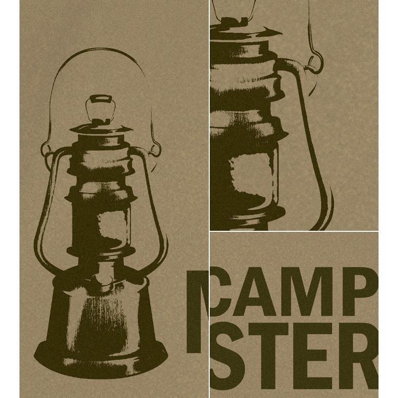 Tシャツ メンズ キャンプ ランタン アウトドア CAMP MASTER OUTDOORS Type-3 半袖 長袖 ティーシャツ ロンT 大きめサイズ XXL XXXL 2L 3L 4L XS-XXXL GENJU|genju|02