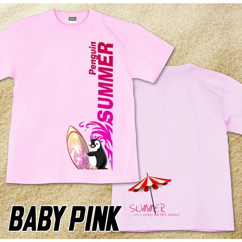 GENJU 夏Tシャツ メンズ サーフィン 海 ペンギン|genju|09