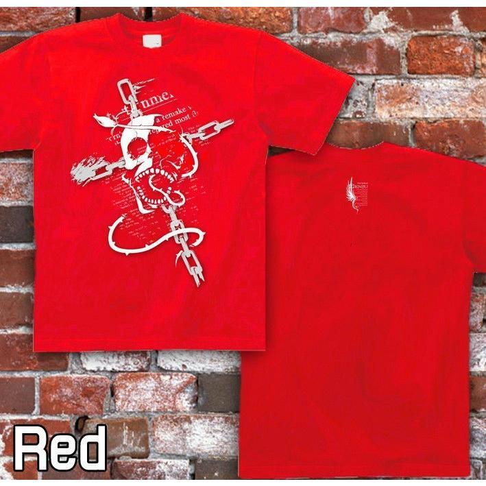 Tシャツ スカル ドクロ メタル ロック genju 06
