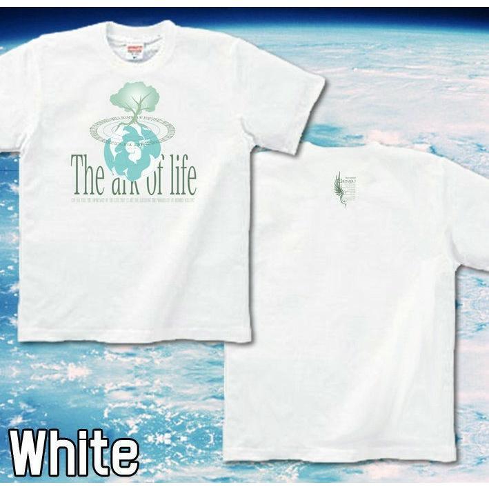 Tシャツ 天使 エンジェル 地球|genju|06