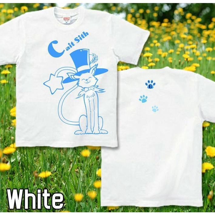 Tシャツ 猫 ネコ 可愛い キュート genju 03