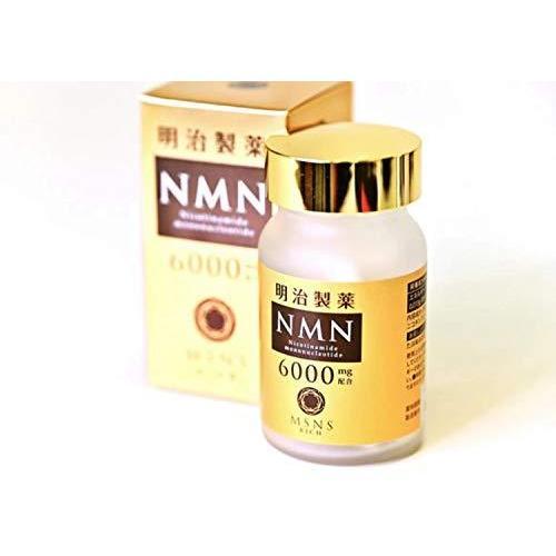 明治製薬高純度NMN 6000mg Rich MSNS