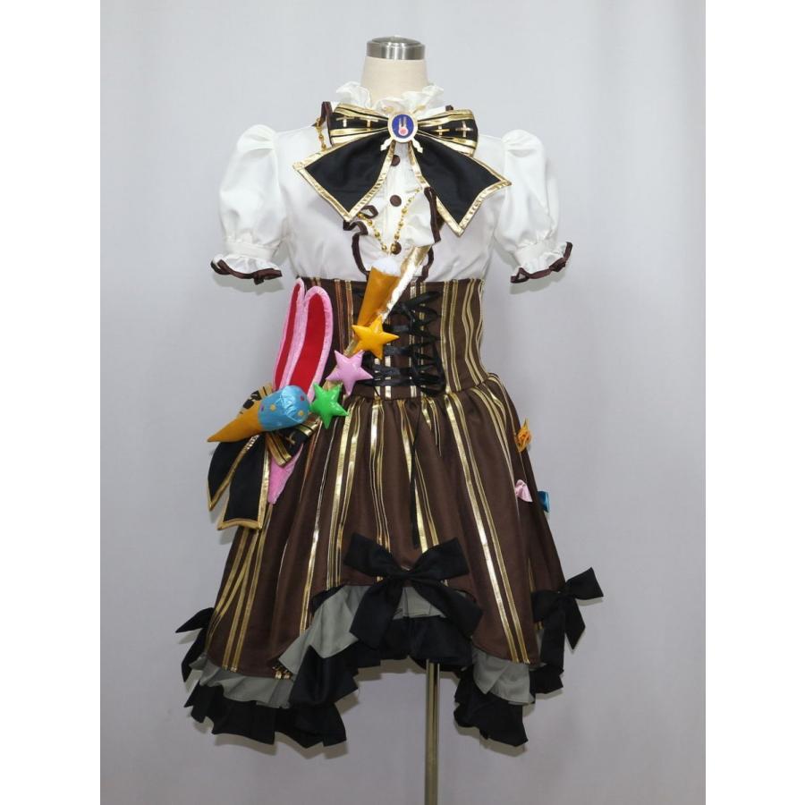 アイドルマスターシンデレラガールズ 諸星きらり(ゴシックプリンセス) コスプレ衣装