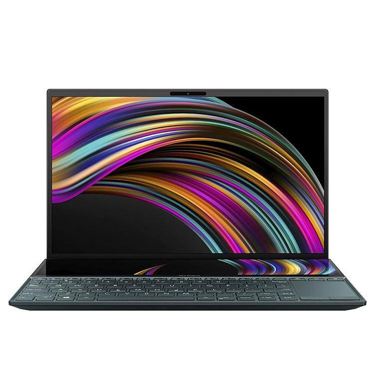 【リファビッシュ】ASUS 14型 ZenBook Duo UX481FL [UX481FL-HJ122T] (Core i7-10510U 1.8GHz/ メモリ16GB/ SSD1TB/ Wifi(ax),BT/ GeForce MX250/ 10Home64bit) geno 02