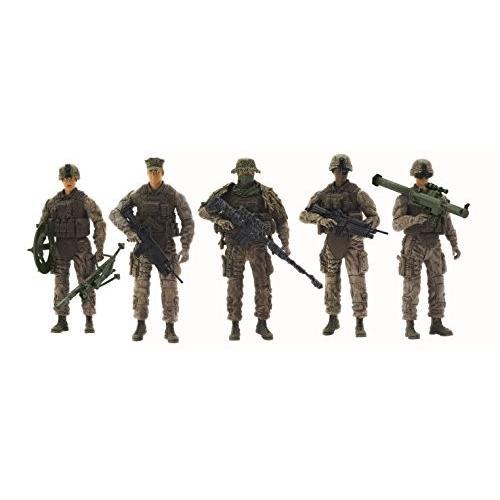 送料無料 Elite Force Marine Recon Action Figure by Elite Force