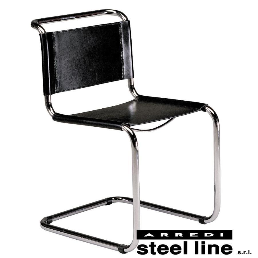 マルト・スタム S33チェア スティールライン社DESIGN900 (steelline)|genufine-store|01