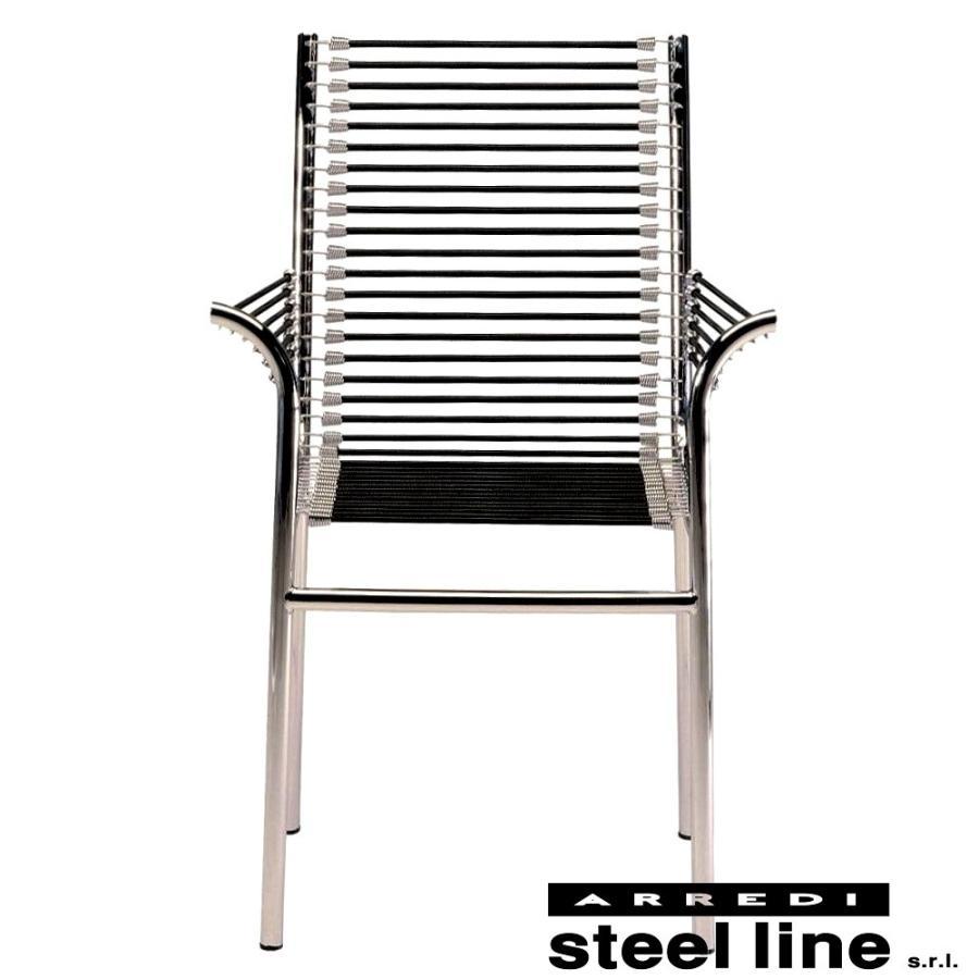 ルネ・エルブスト SANDOWSアームチェア スティールライン社DESIGN900 (steelline)|genufine-store|01
