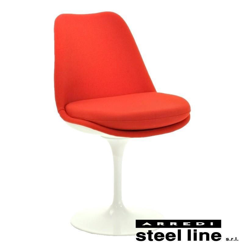エーロ・サーリネン チューリップチェア スティールライン社DESIGN900 (steelline) (steelline)
