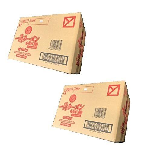 一蘭ラーメン 80食 (5食パックx16セット) ショップ専用外箱