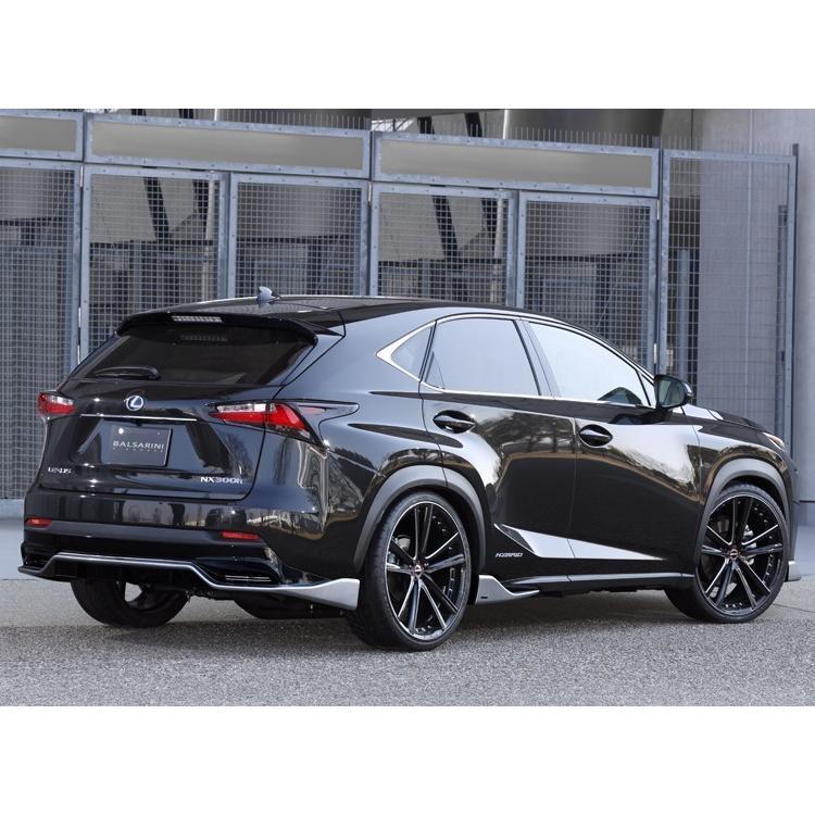 レクサス NX フロント グリル【BALSARINI 仕様】ABS製 未塗装 全車対応|gfactory|05