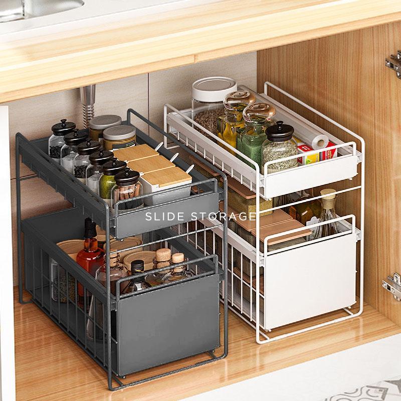 下 収納 シンク 収納の達人に学ぶ!キッチン「シンク下収納」のアイデア実例