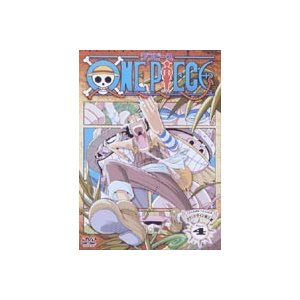 ONE PIECE ワンピース セカンドシーズン・グランドライン突入篇 piece.4 [DVD]|ggking
