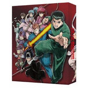 幽遊白書 25th Anniversary Blu-ray BOX 霊界探偵編(特装限定版) [Blu-ray] ggking