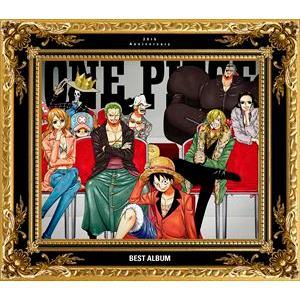 ONE PIECE 20th Anniversary BEST ALBUM(初回限定豪華盤/3CD+Blu-ray) [CD] ggking