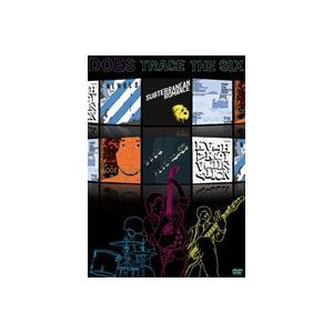 DOES/アルバム再現ライブ TRACE THE SIX [DVD]|ggking