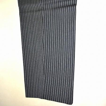 尾州素材のモーニングコートとSUPERTEXのノータックのアジャスター付き縞パンツの3点セットRM1824e1622 秋冬梅春向き|ghkwebshop|14