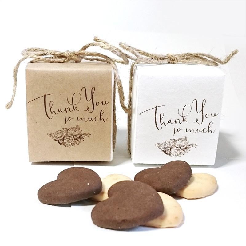 バレンタイン   ナチュラルBOX プチギフト 結婚式 二次会 退職 異動 お菓子 ベルシンプルオリジナル クッキー おしゃれ お礼 ありがとう gift-bellsimple 03