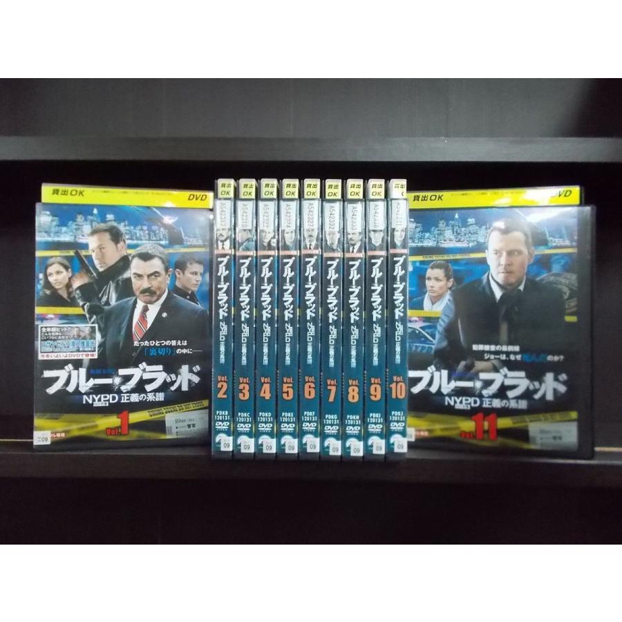 DVD ブルーブラッド NYPD正義の系譜 シーズン1 全11巻 レンタル落ち Z3T76|gift-goods