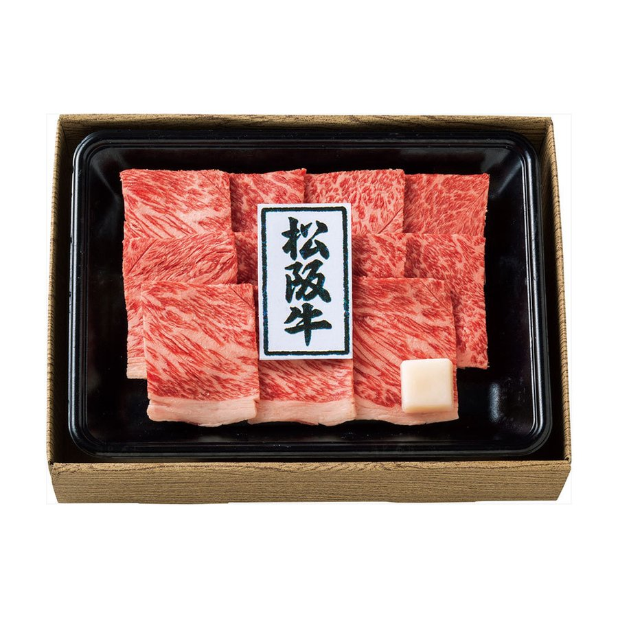 松阪牛 焼肉カルビ 3171-60  食肉詰め合わせ お中元 御中元 お歳暮 御歳暮 お年賀 内祝い gift-kingdom