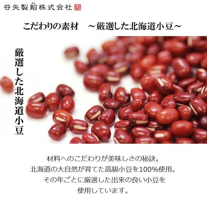 ( 谷矢製餡 ) 戎金鍔 きんつば ( 粒 ) 6個入|gift-only|05