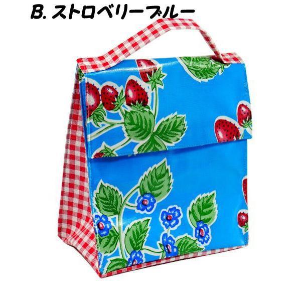 保冷機能付ランチバッグ 海外 オーストラリアのBenElke社製   持ち手もあり 素材が丈夫で水にも強い お弁当や食べ物を入れるのにぴったり |gift-trine-pro|06