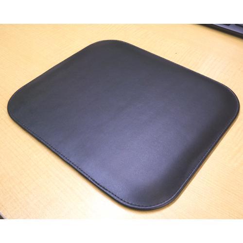 スムース牛本革 エグゼクティブマウスパッド 高品質 シンプル おしゃれ シックなブラック 記念品やプレゼントにも オフィスワークに gift-trine-pro 07