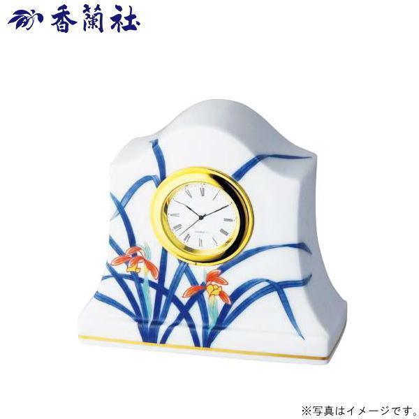 香蘭社 春蘭 置き時計(1425-TO)
